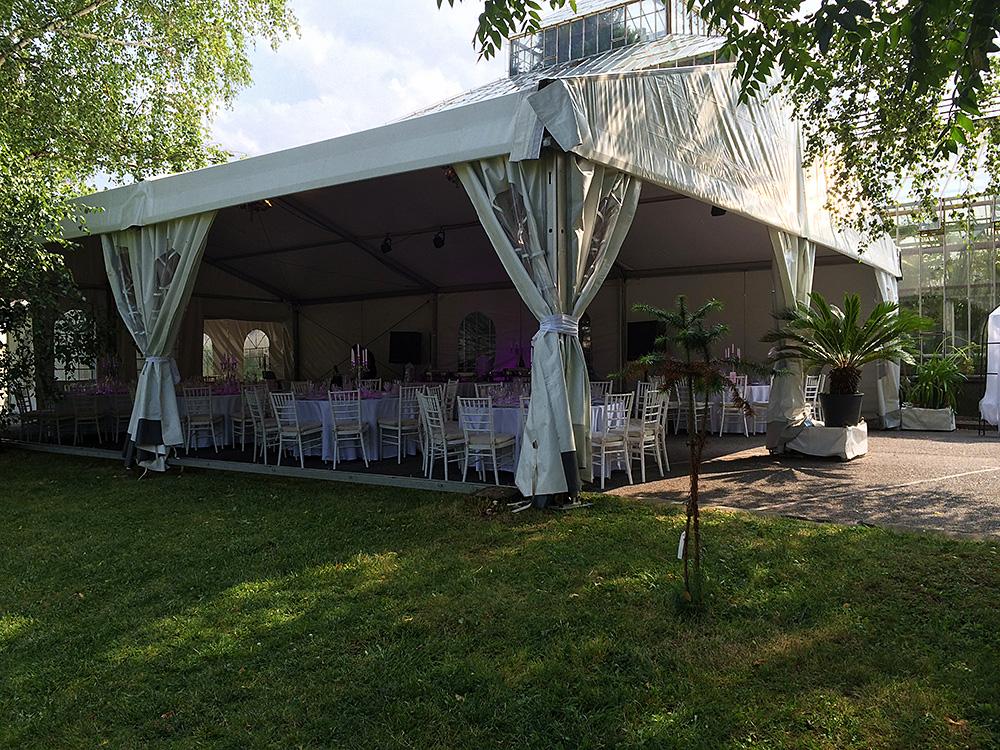 Сватба в ботаническата градина - 23.08.2014 г