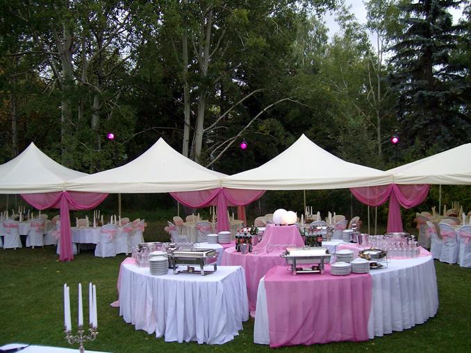 Кетъринг за сватбенато тържество Parva