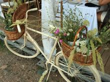 Кетъринг: Градинска сватба с.Пудрия - 140 гости - 22.06.2013г.