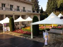 Кетъринг: Сватба в градината на резиденция Лозенец - 27.07.2013 г.