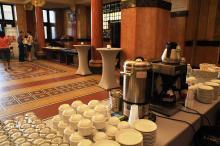 Кетъринг: Кафе пауза - Софийски Университет - 04.09.2013 г.
