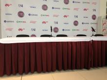 Кетъринг: Пресконференция - А2 Българския тим на Париж-Дакар 05.11.2013 г.
