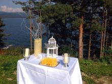 Кетъринг: Градинска сватба край София - 13.09.2014 г.
