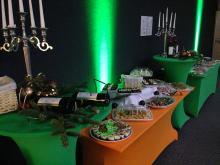 Кетъринг: Литекс - Коледно парти - 19.12.2013 г.