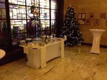 Кетъринг: Коледен прием в Министерство на Правосъдието - 19.12.2013г.
