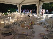 Кетъринг: Сватба в НИМ Бояна - 26.07.2014 г.