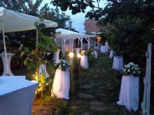 Кетъринг: Градинска сватба в Правец - 26.07.2014 г.