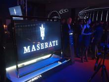 Кетъринг: Masearti  - представяне на нов модел - 27.11.2013г.