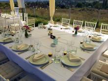 Кетъринг: Градинска сватба в с.Подгумер - 30.08.2014 г.