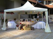 Кетъринг: Сватба в с.Рибарица - оборудване под наем - 31.08.2013 г.