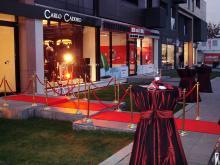 Кетъринг: Откриване на нов магазин от веригата Агресия Груп, 60 гости - 02.11.2009г.