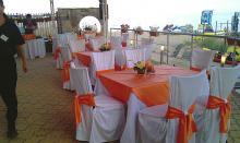 Кетъринг: Частно парти в Слънчев бряг, 40 гости - 03.07.2010г.