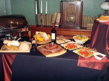 Кетъринг: Фирмено парти в р-т Wasabi Lounge, 30 гости - 05.06.2009г.