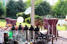 Кетъринг: Национален празник на Венецуела, 150 гости - 05.07.2010г.
