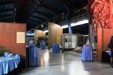 Кетъринг: Коктейл в Национален музей Земята и хората, 80 гости - 05.11.2010г.