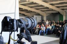 Кетъринг: Представяне на новия Nikon D7000, 100 гости - 06.11.2010г.