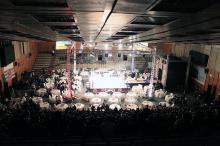 Кетъринг: Оборудване под наем в зала Универсиада - ММА Maxfight 19 - 10.03.2011г.