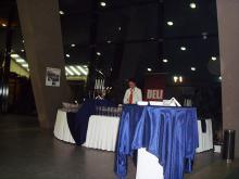 Кетъринг: Коктейл по откриването на Еврохолд Балканска лига за сезон 2009/2010 година. - 10.10.2009г.