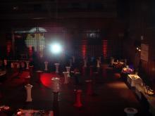 Кетъринг: Коледно парти УниКредит Булбанк, 2000 гости - 10.12.2008г.