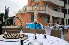 Кетъринг: Сватба край град Видин в комплекс Данубия Бийч Хотел-11.06.2011г.