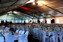 Кетъринг: Събор  - 11.09.2010г. 900 гости