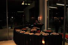 Кетъринг: Откриване на нов шоурум на Хонда в Стара Загора, 130 гости - 11.11.2010г.
