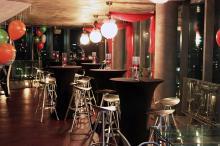 Кетъринг:  Оборудване под наем в KO Bar & Diner - 11.12.2010г.