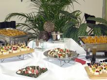 Кетъринг: Рожден ден в Евро Инс, 150 гости-12.06.2008г