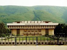 Кетъринг: Шатри под наем в Национален исторически музей - Бояна - 12.06.2010г.