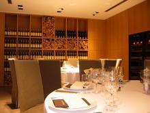 Кетъринг: Винена вечеря Santa Margherita и Vayk Wines, 32 гости - 12.12.2008г