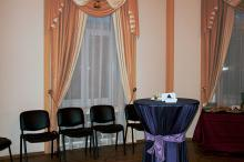 Кетъринг: Представяне на книга в Московският културно-делови център в София - 13.01.2011г.