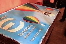 Кетъринг: 10  години телевизия Европа - ЦДНА 14,04,2011г.