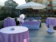Кетъринг: Парти в частен дом, 45 гости - 14.07.2009г