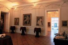 Кетъринг: Коктейл в Национална художествена галерия - 14.12.2010г.