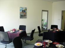 Кетъринг: Работен обяд в STIHL, 12 гости - 14,15 и 16.05.2008г