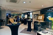 Кетъринг: Котейл презентация в бутици