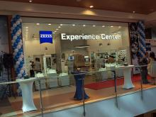 Кетъринг: Experience Centеr - Zeiss , откриване на нов магазин - 15.05.2013г.