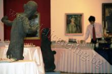 Кетъринг: Връчване на наградите Хеликон в Софийска градска художествена галерия 15.12.2011г.