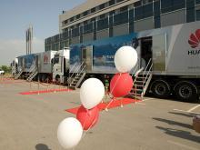 Кетъринг: Представяне на фирма Huawei на Българските мобилни оператори - 15 и 16.06.2010г.