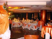 Кетъринг: Сватба в р-т Wasabi Lounge, 90 гости-16.08.2008г