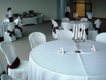 Кетъринг: Работен обяд Терминал 2 - Летище София, 30 гости - 15 и 16.10.2009г.