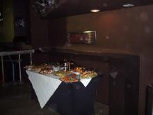 Кетъринг: Детски рожден ден в клуб Ялта, 35 гости - 16.11.2009г.