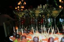 Кетъринг: Коледно парти в пиано бар WLounge - 16.12.2010г.
