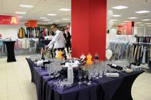 Кетъринг: Откриване на магазин Мания - Централни хали - 17.02.2011г.