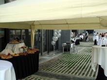 Кетъринг: Oткриване на сграда Идея Билдинг, 80 гости - 17.05.2009г.
