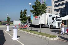 Кетъринг: Представяне на фирма Huawei на Българските мобилни оператори - 16 и 17.08.2010г.