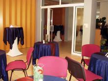 Кетъринг: Коктейл в ТЕХНИЧЕСКИ УНИВЕРСИТЕТ - СОФИЯ, 30 гости - 17.12.2009г.