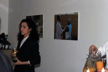 Кетъринг: Благотворителна фотоизложба на Pampers и Unicef в галерия Снежана - 18.01.2011г.