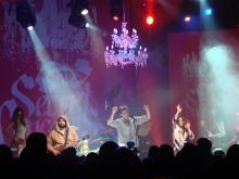 Кетъринг: MAD TV, secret concert, 250гости - 18.11.2008г