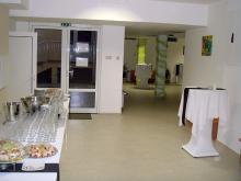 Кетъринг: Откриване на отремонтирано крило на ОДЗ в кв. Люлин - София, 40 гости - 18.11.2009г.